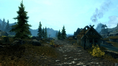 Road to Whiterun