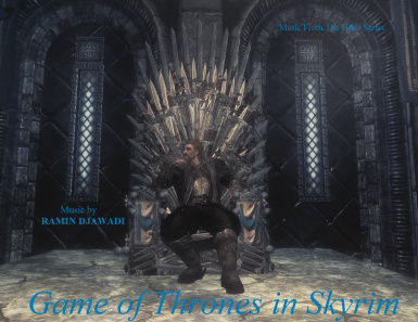 Game of Thrones Season 1 Soundtrack Cover Skyrim Version