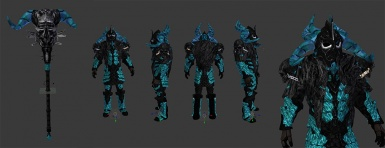 RELEAS Ancient Frozen Warlord