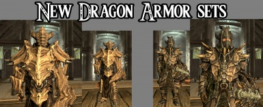 WIP New armor set