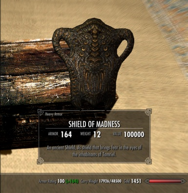 MADNESS SHIELD_Mysterious Item pack update 1_2