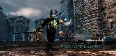 Long lost Knight Trial Mod