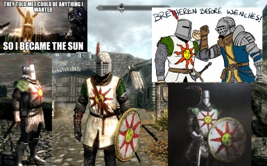 Knight Solaire Concept Test