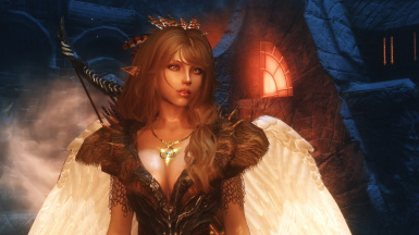 Two Winged Angel
