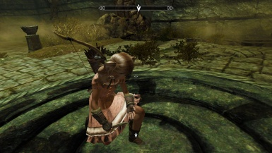 Only the Dragonborn can open that door