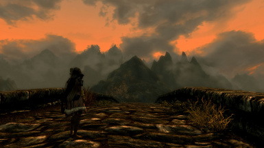 Afternoon in Skyrim