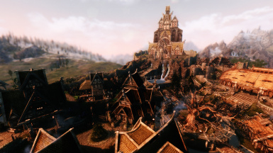 Just a Bit of Whiterun