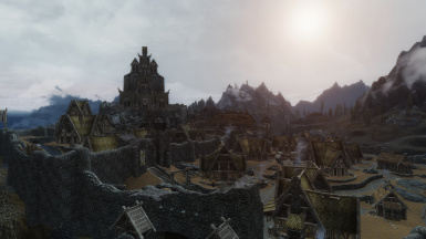 The City of Dragon Captures
