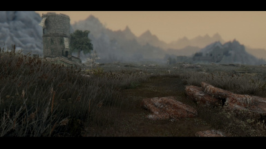 Environment- Tamriel Reloaded