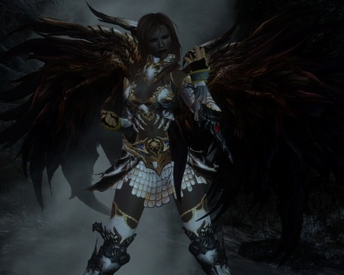 Serah - The Curse - to be damned forever as savior of the devil