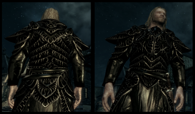 Liliths Male armor WIP 2