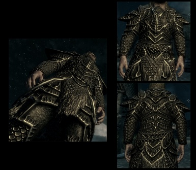 Liliths Male armor WIP 3