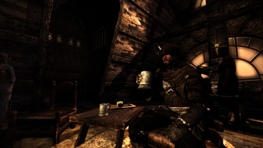 Candlehearth Hall - Taking a rest