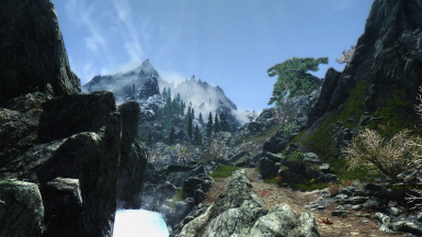 The way to markarth