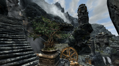 A View of Markarth