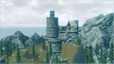 Taakeslottet - Tower Player Home Very Early WIP