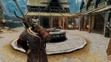Curious Orc