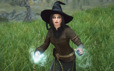 Xavira the Witch
