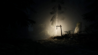 ENB Natural - Night-Fog