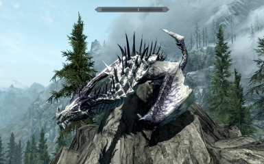 Play as A Frost Dragon - Flyable Dragon Races