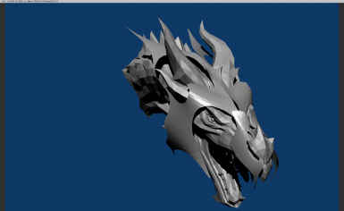 Dragon Helm --- Flyable Dragon Races