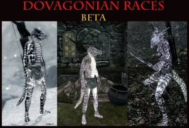 Dovagonian Races