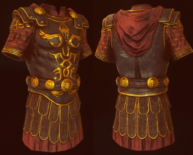 Frankly HD Imperial Armor and Weapons WIP