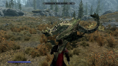 Forktail in Skyrim