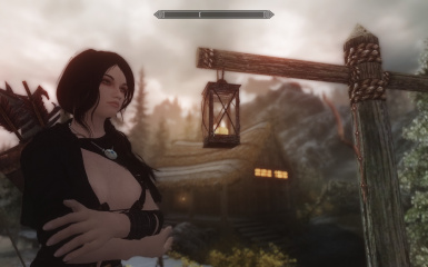 Hanging out in Morthal