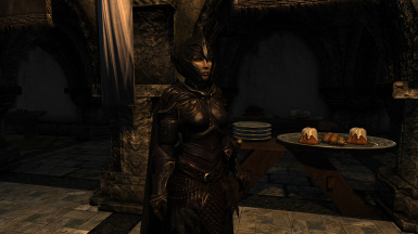 Melira - The Thalmor Agent - Front