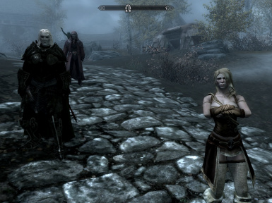Cerwiden and her boys