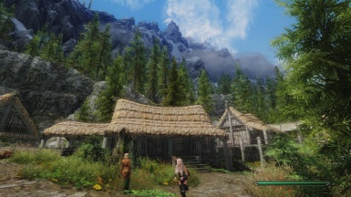 Performance and realistic ENB by 32cm and Kamille Shy