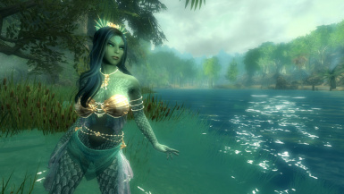 Undine by the River