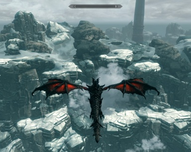 Alduin in the Andoran