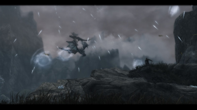 Cold Beauty Of Skyrim