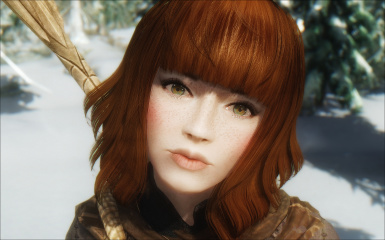 Skyrim staring competition