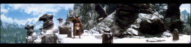 Skyrim Panorama series 128a
