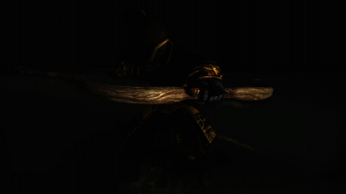 Arrow in the Darkness
