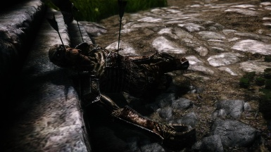 I used to be an adventurer like you until I took an arrow to the face