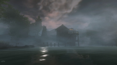 A Shroud over Riften Docks