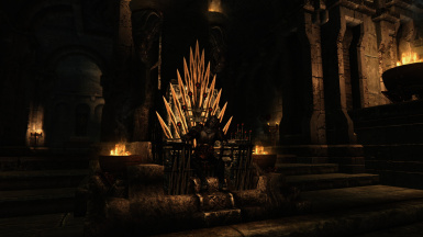 Lonely Throne