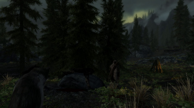 An Evening in Falkreath