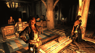 Skyrim adventures without enb