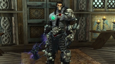 Abyssal armor the mod is out