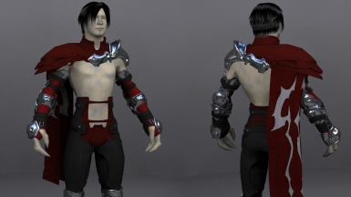 Raziel Vampire version 3 WIP
