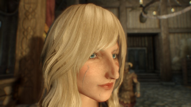 Dat realistic face