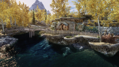 A home mod for hobbit lover