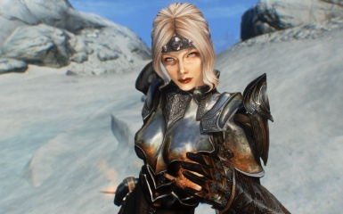 a new armor for Evangeline