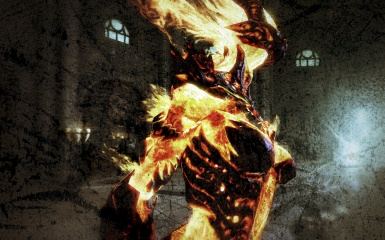 Alluring Flames