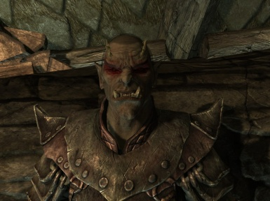 The Nameless Orc